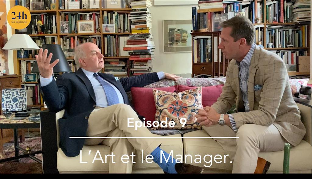 L'Art et le Manager
