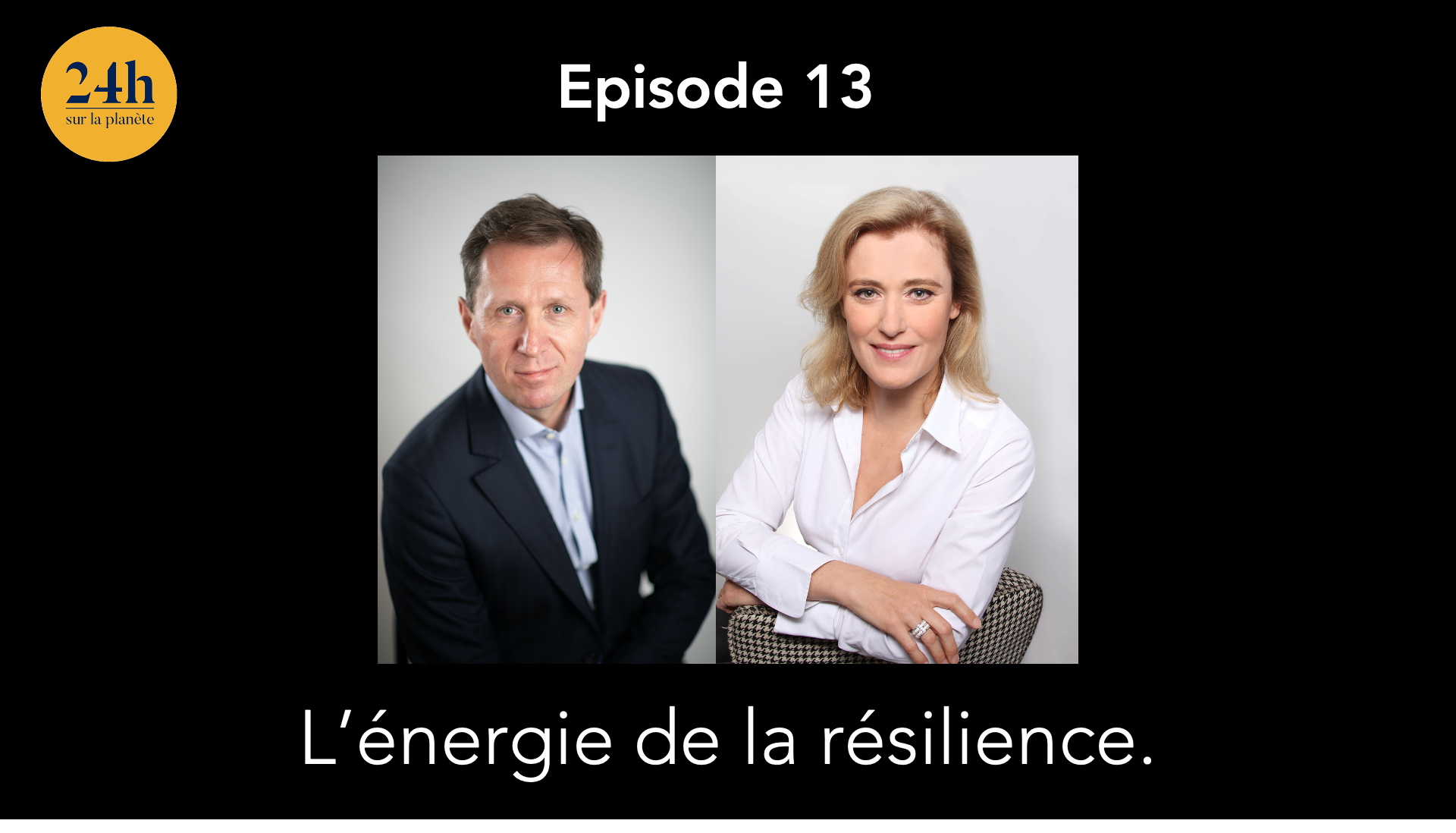 Épisode 13 – Clémence Peix Lavallée – L'énergie de la résilience