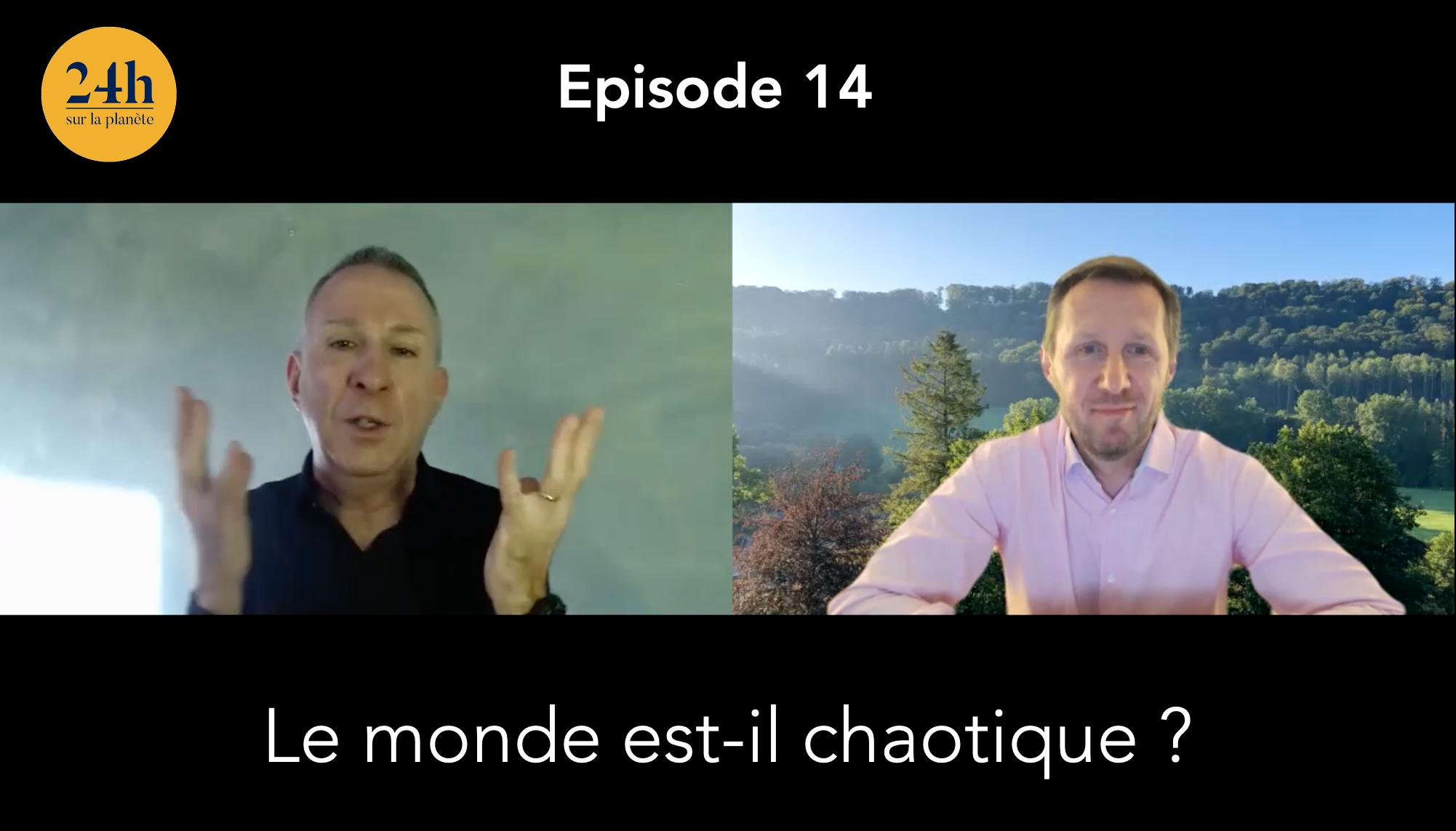 Episode 14 – Bruno Marion – Le monde est-il chaotique ?