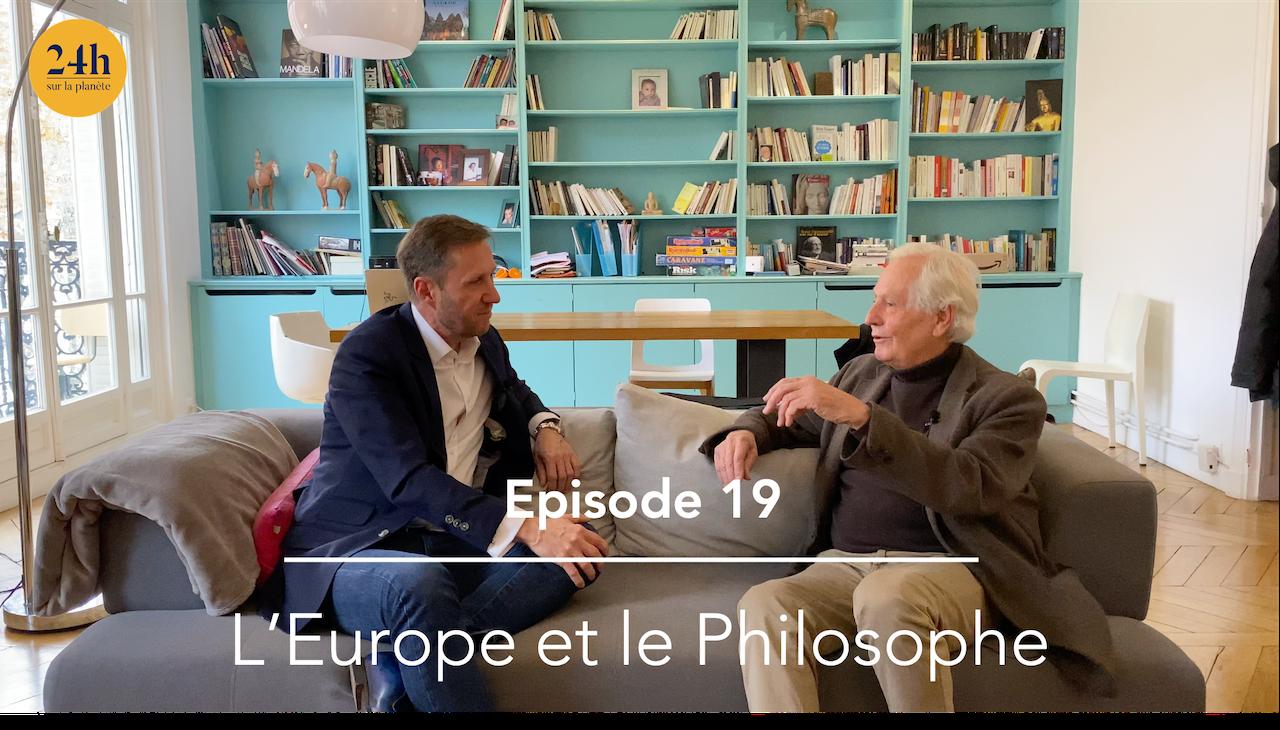 Heinz Wismann – L'Europe et le Philosophe.